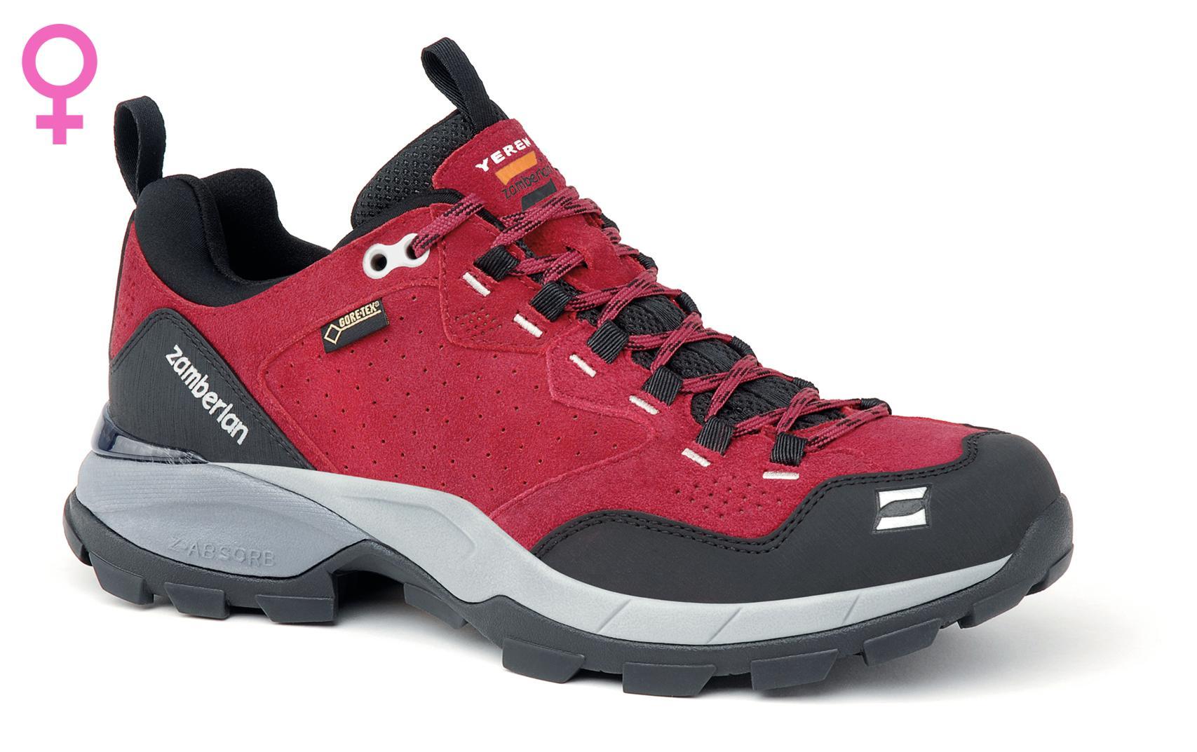 152 YEREN LOW GTX® RR WNS   -   Chaussures  Hiking     -   Gerbera