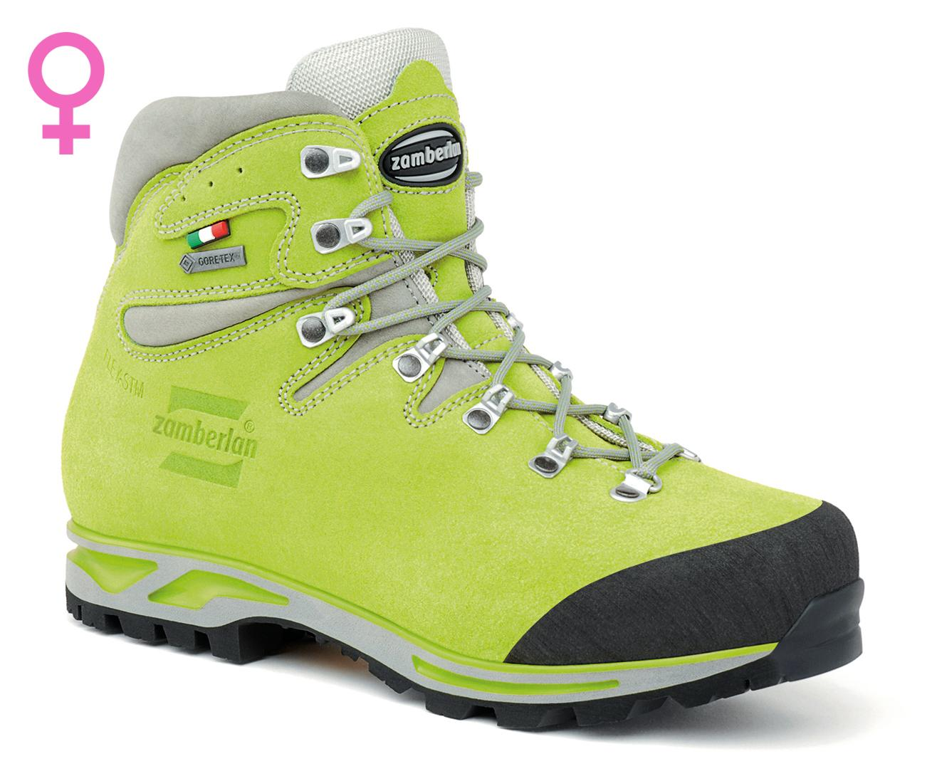 900 ROLLE GTX WNS   -   Scarpe Hiking   -   Acid Green/Grey