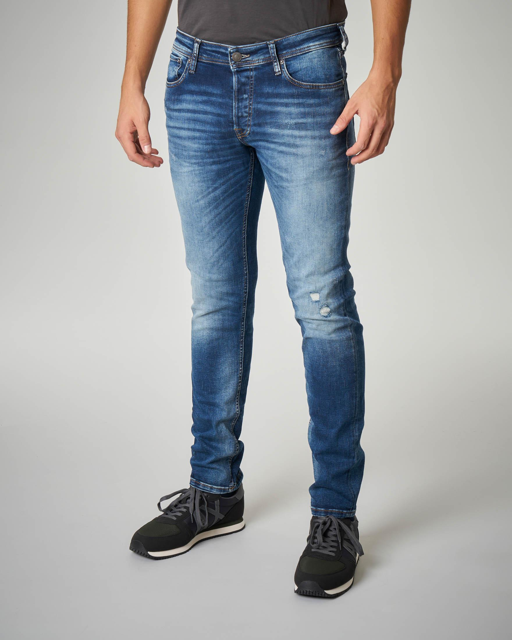 Jeans slim-fit stretch