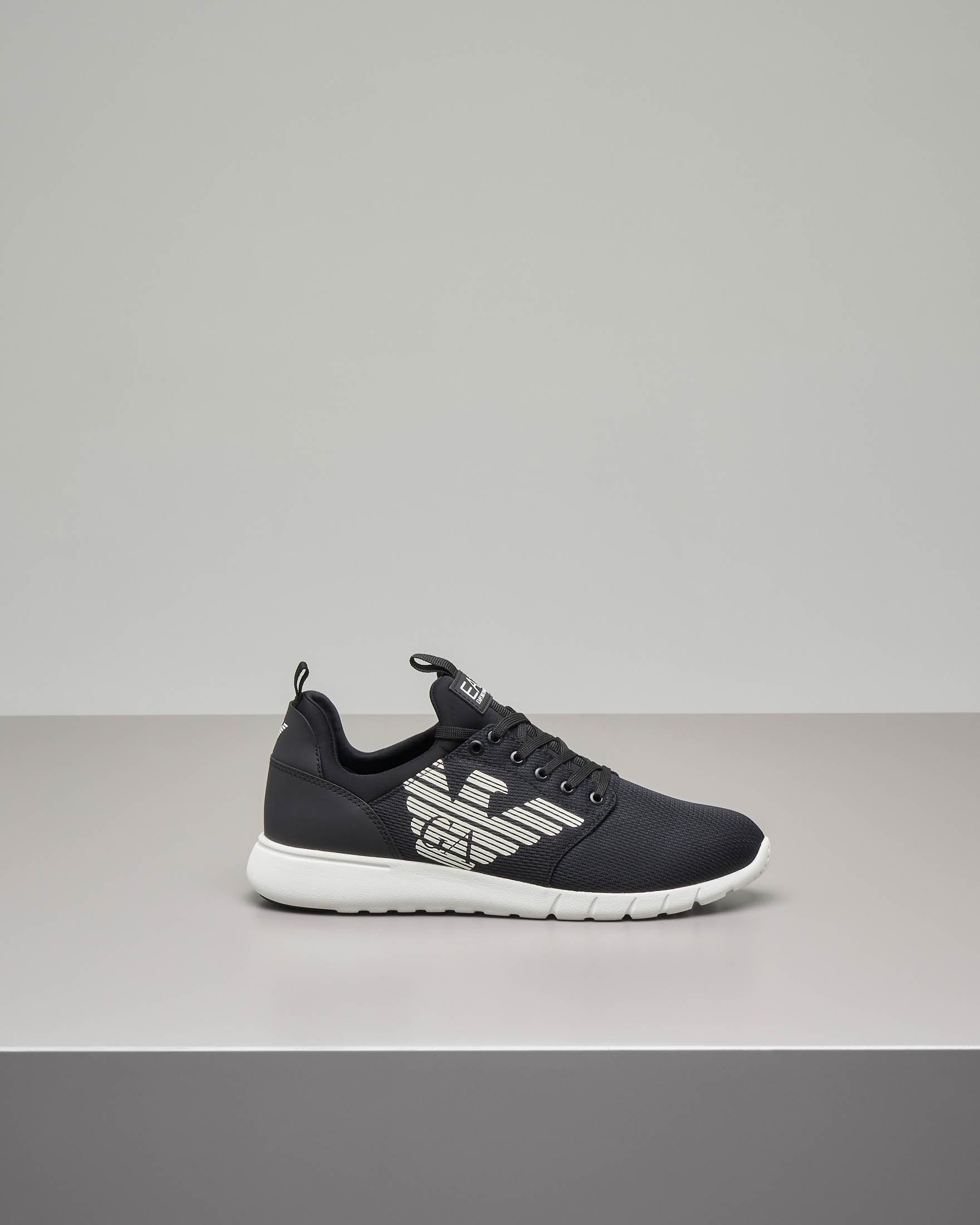 Sneakers nere in mesh