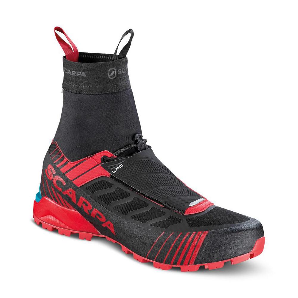RIBELLE S OD   -   Alpinismo tecnico veloce, leggero   -   Black-Red