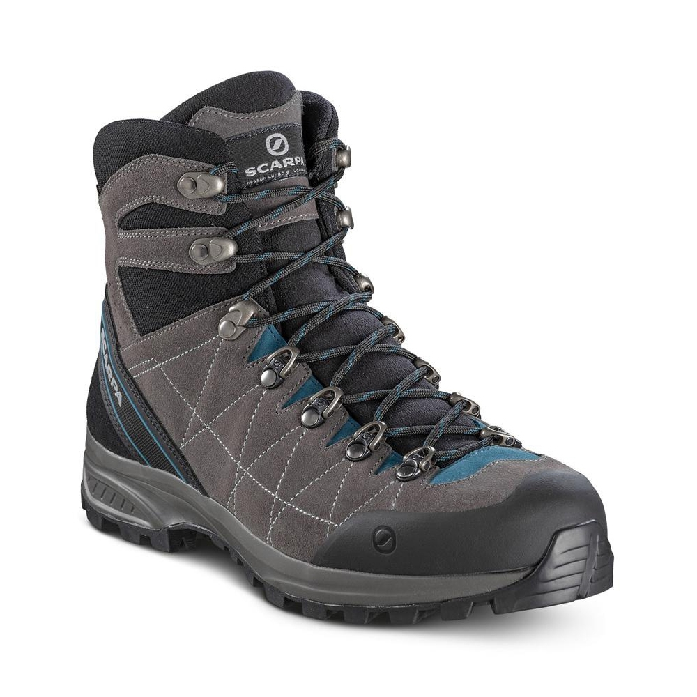 R-EVO(LUTION) GTX   -   Trekking media difficoltà , camminate estive   -   Titanium-Lake Blue