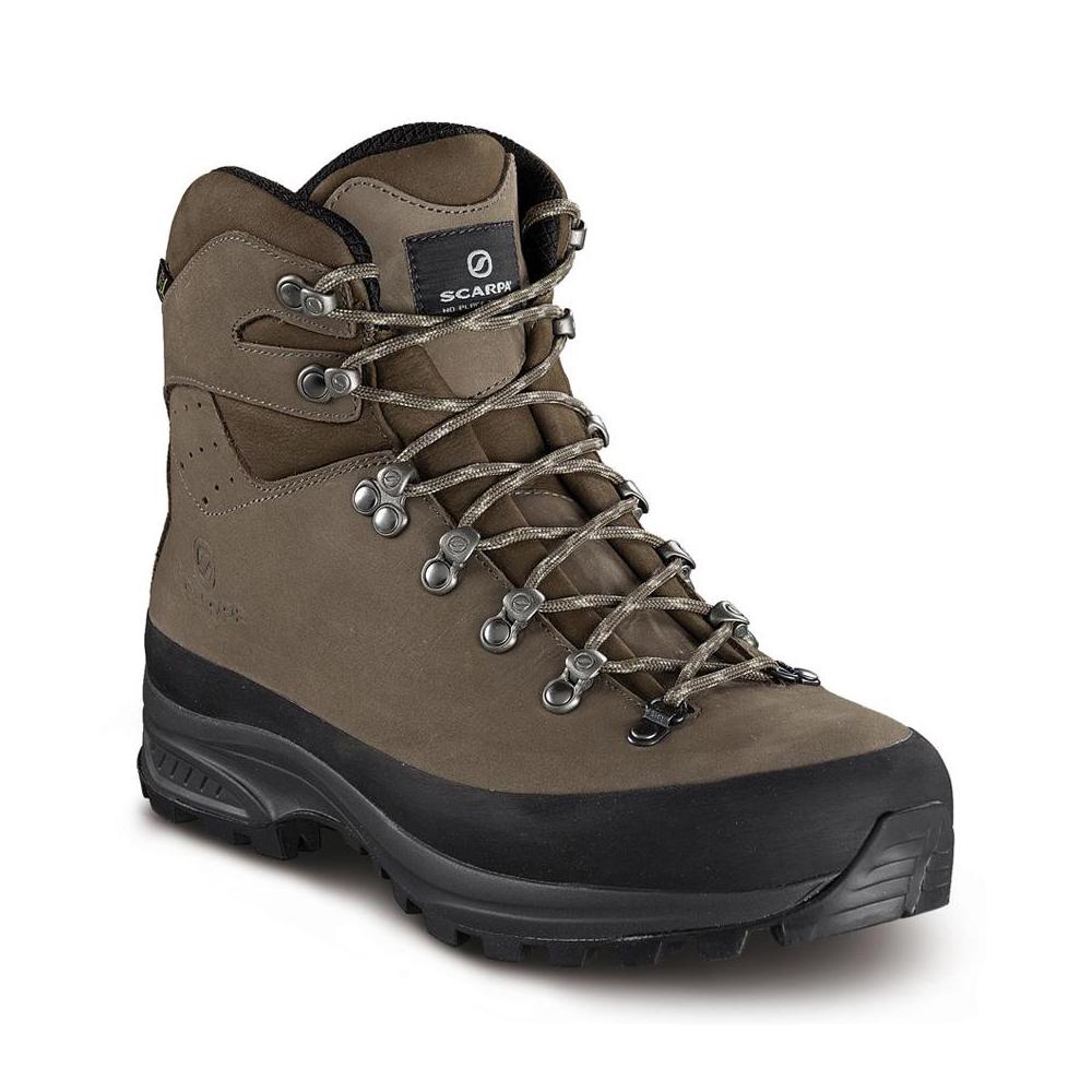 KHUMBU GTX   -   For summer backpacking and winter hikes   -   Testa di moro