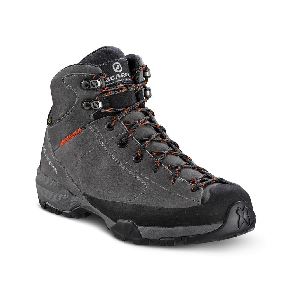 MOJITO HIKE PLUS GTX   -   Hiking su terreni facili, Impermeabile   -   Graphite (Nubuck)