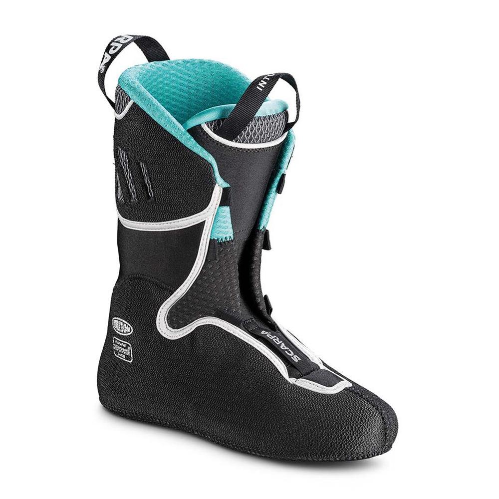 F1 WMN   -   Sci alpinismo versatile per la donna   -   Anthracite-Lagoon