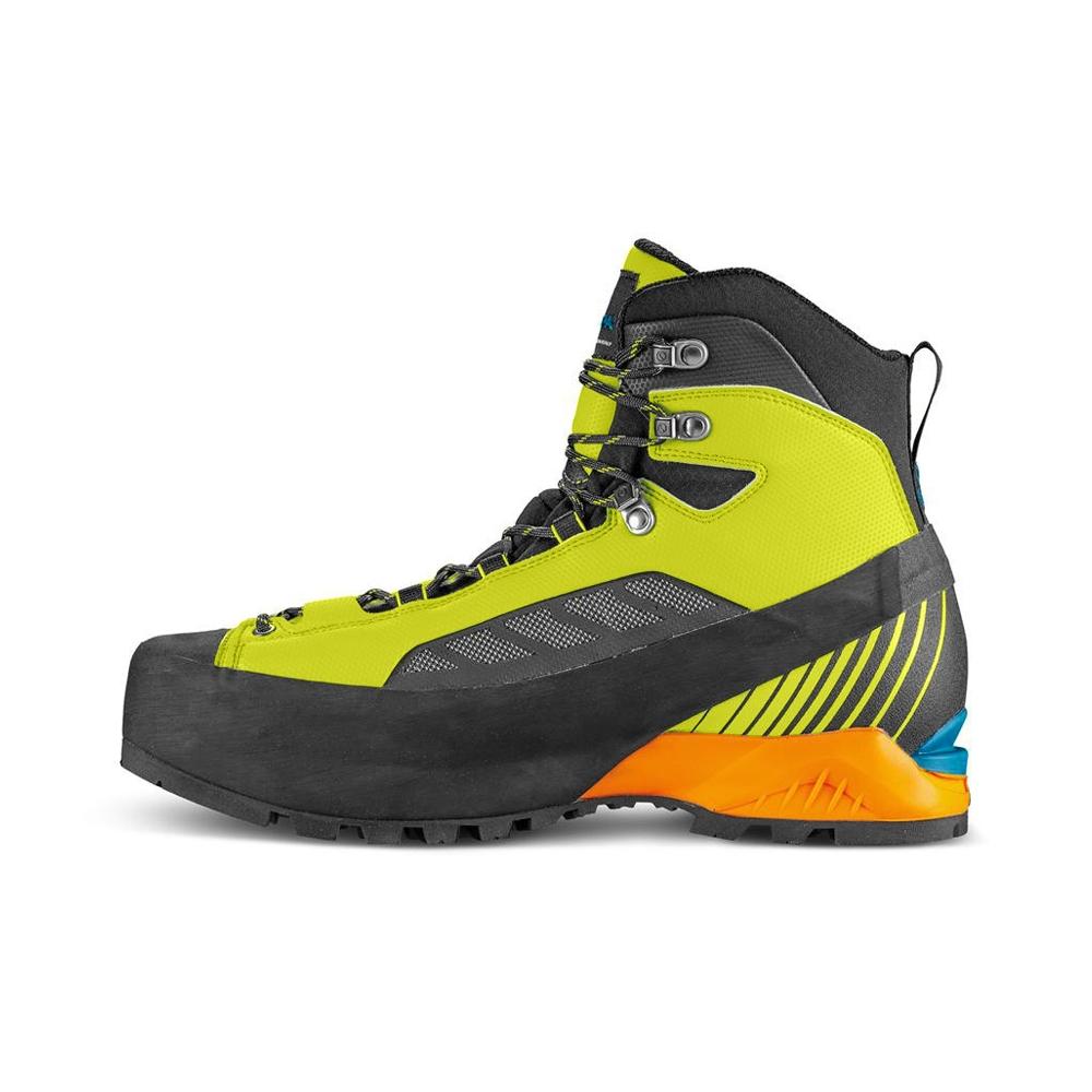 RIBELLE LITE OD   -   Alpinismo tecnico veloce, vie ferrate e backpacking   -   Lime-Black