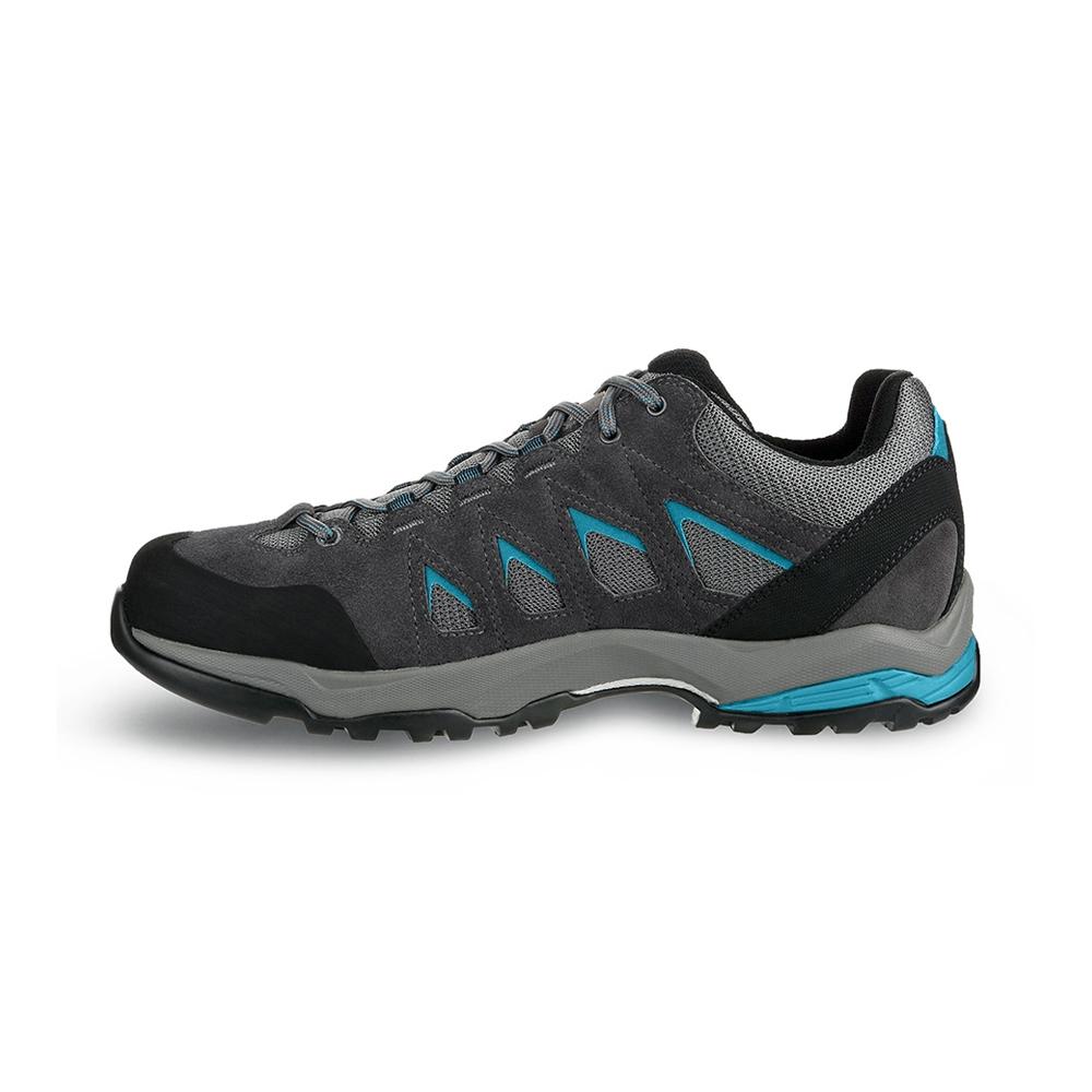 MORAINE GTX   -   Hiking lunghe camminate, uso cittadino, Impermeabile   -   Gray-Storm Gray-Lake Blue